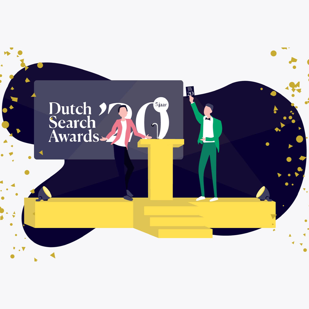 Motion Graphics | Dutch Search Awards